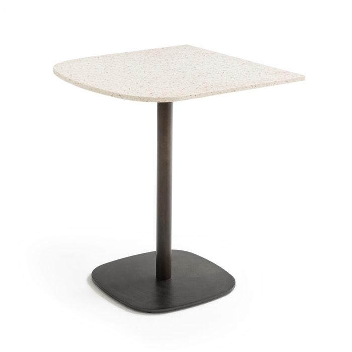 table bistrot terrazzo erinty am pm terrazzo la redoute. Black Bedroom Furniture Sets. Home Design Ideas