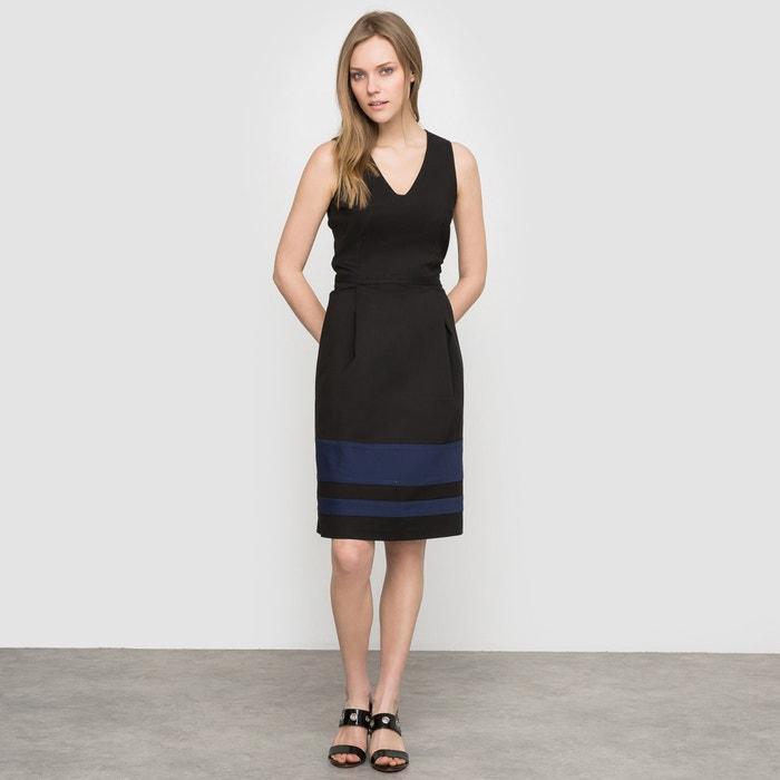 afbeelding Wijd uitlopende jurk La Redoute Collections