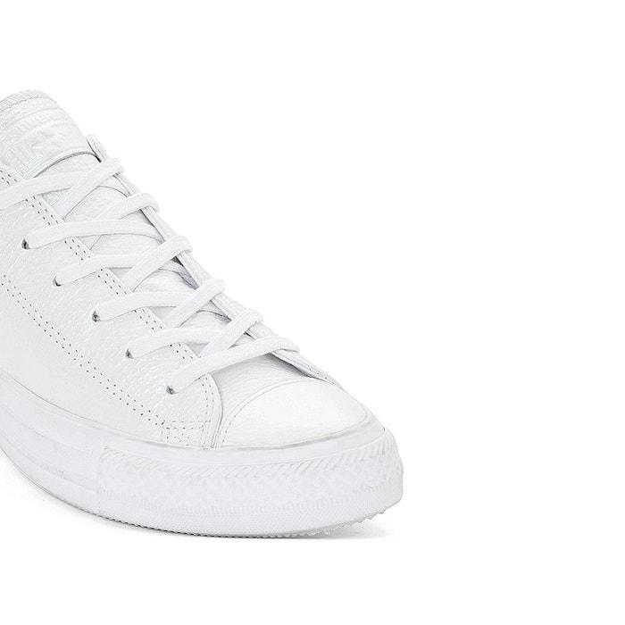 Baskets ctas blanc Converse