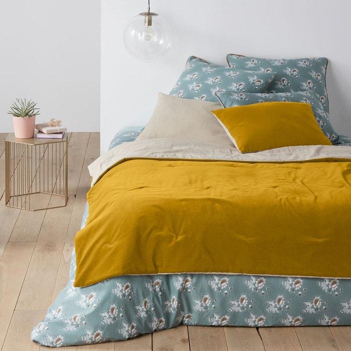 dredon velours velvet la redoute interieurs la redoute. Black Bedroom Furniture Sets. Home Design Ideas