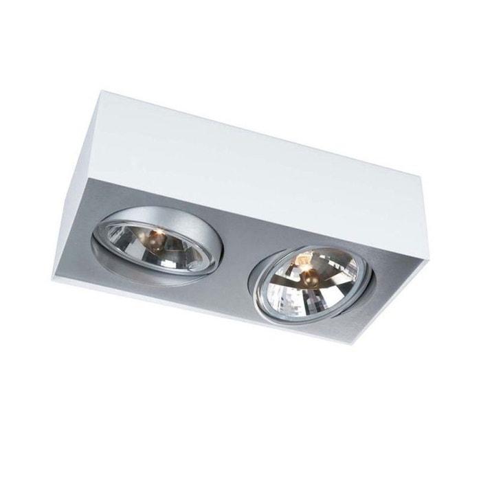 luminaire philips spot plafonnier led lirio 5700231 li autre philips la redoute. Black Bedroom Furniture Sets. Home Design Ideas