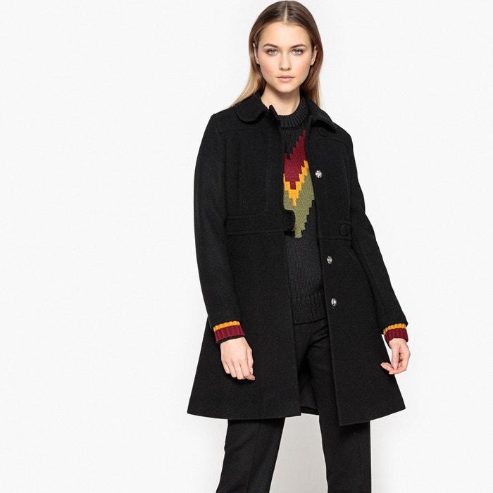 Długi płaszcz  JOUR NÉ X LA REDOUTE MADAME image 0