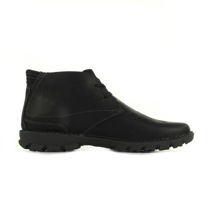 Boots caterpillar mitch - p720653 noir Caterpillar