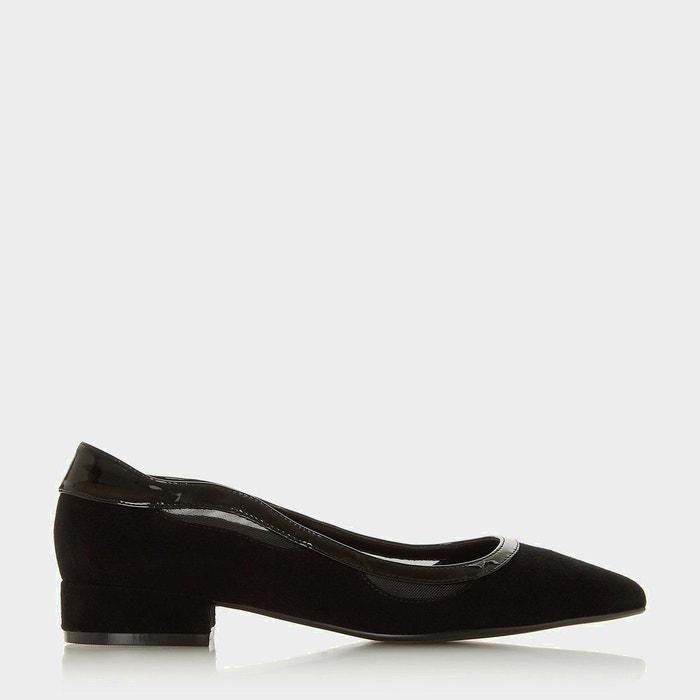 DUNE carrés à talons pointu bout et LONDON BRADSHAWE Chaussures qPqwROf