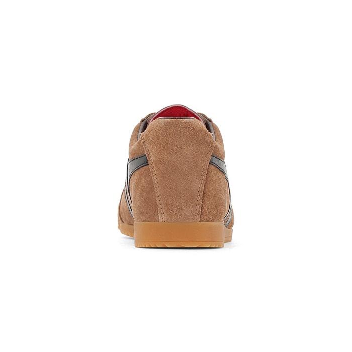 Baskets harrier camel/marine Gola