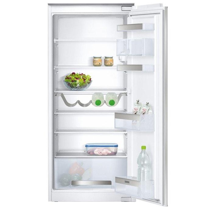 R frig rateur 1 porte encastrable siemens ki24rx30 int gr - Refrigerateur encastrable 1 porte ...