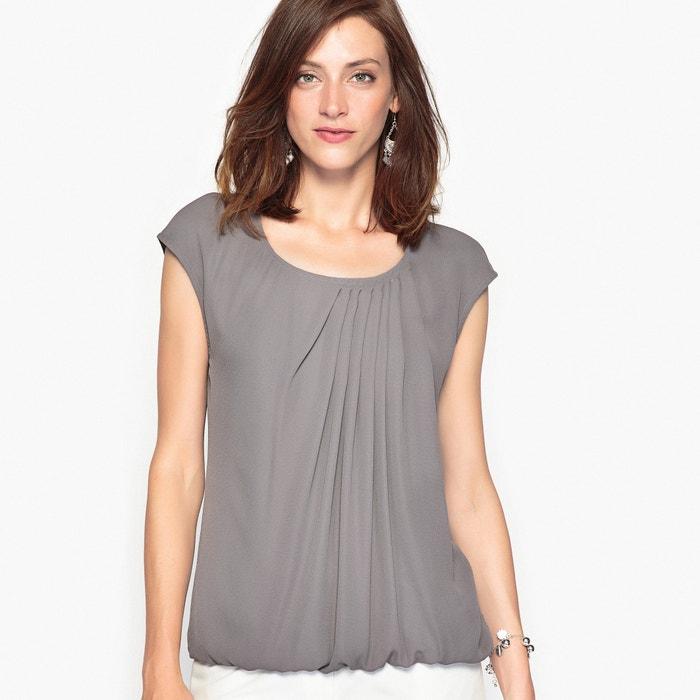 afbeelding Fantasie blouse met drapering ANNE WEYBURN