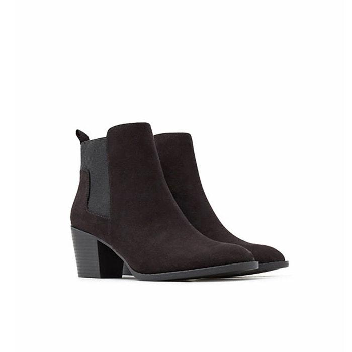 Boots kiara bootie noir Esprit