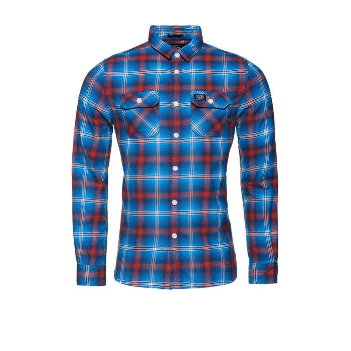 Chemise classic lumberjack Superdry | La Redoute