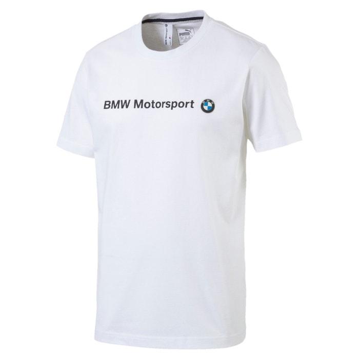 Plain Short-Sleeved Crew Neck T-Shirt  PUMA image 0