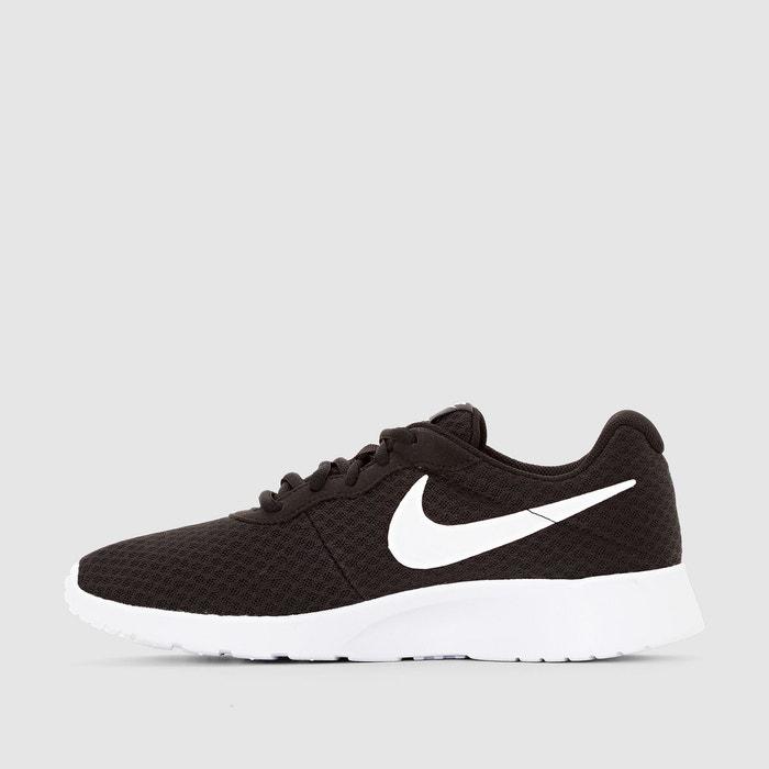Baskets tanjun noir/blanc Nike