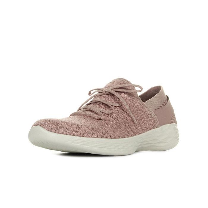 Baskets femme you beginning  rose Skechers  La Redoute