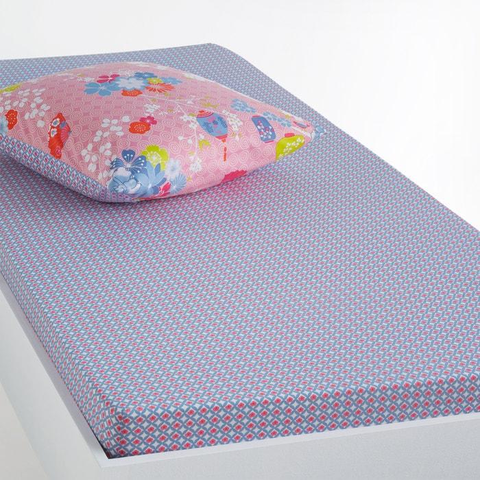 Lençol-capa estampado para criança, Miss Shanghai  La Redoute Interieurs image 0