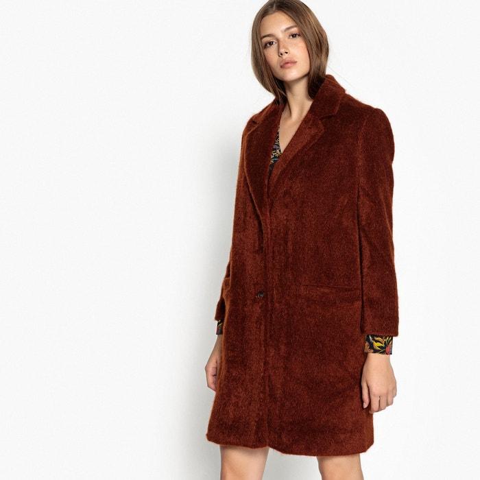 Faux Fur Coat  SEE U SOON image 0