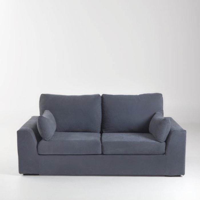 canap convertible madison bultex coton la redoute. Black Bedroom Furniture Sets. Home Design Ideas