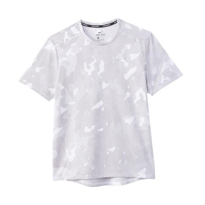 y redondo con corta manga Camiseta NIKE cuello wIZFxt