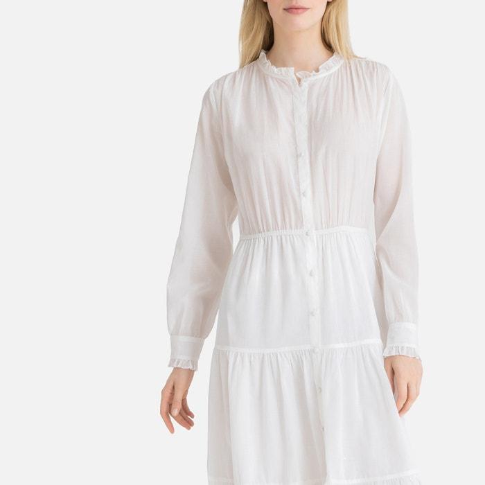 Платье длинное  LA REDOUTE COLLECTIONS image 0