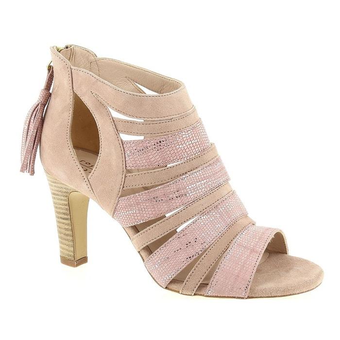 Rosemetal J1460B Rose Pale - Chaussures Sandale Femme