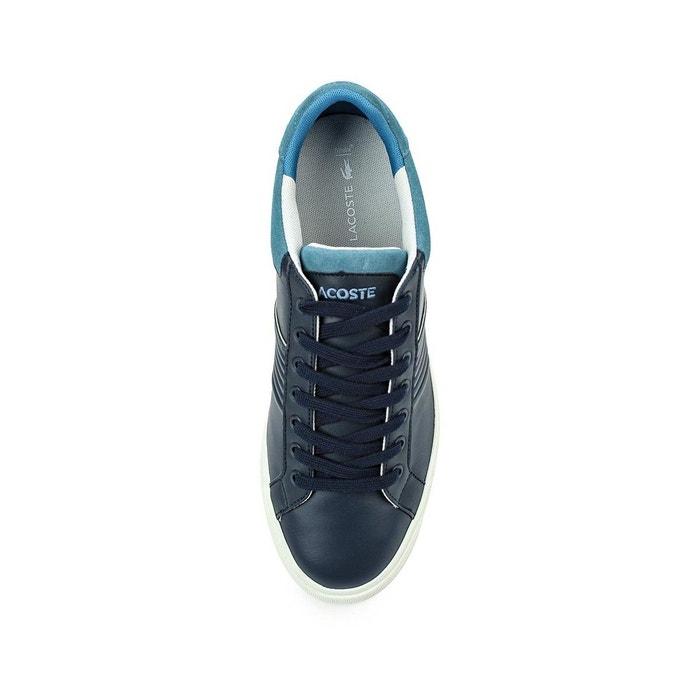Basket lacoste fairlead 316 2 spm - 732spm0052003 bleu Lacoste