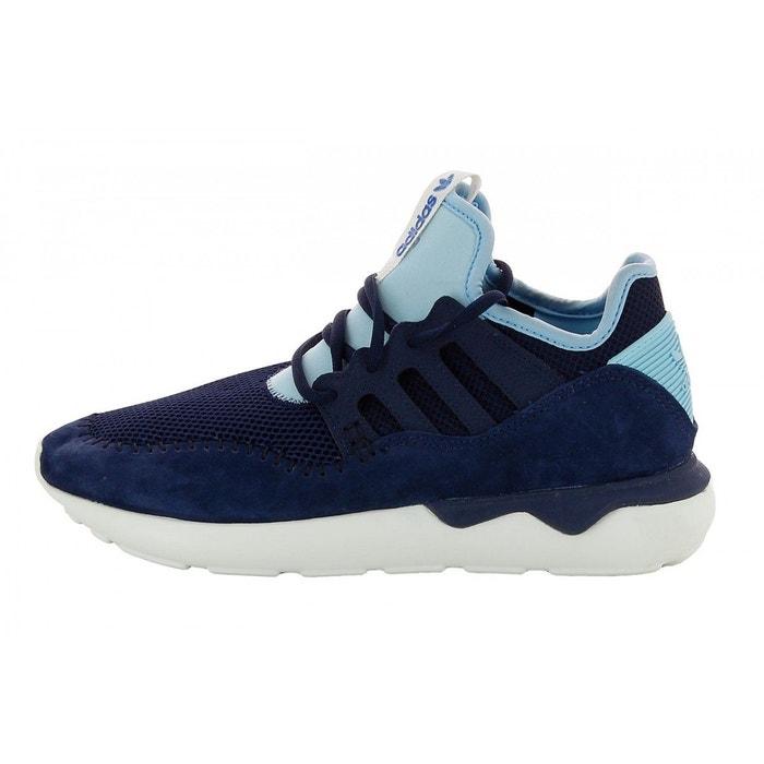 adidas tubular runner bleu