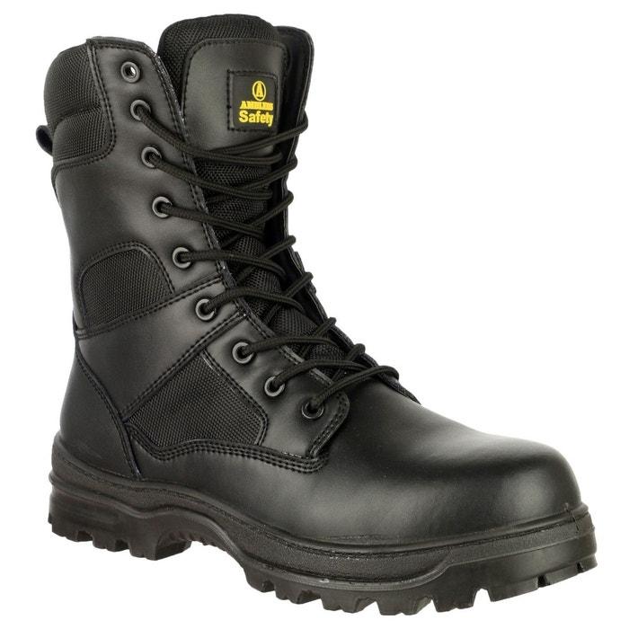 Chaussures Amblers noires homme 7sw4r