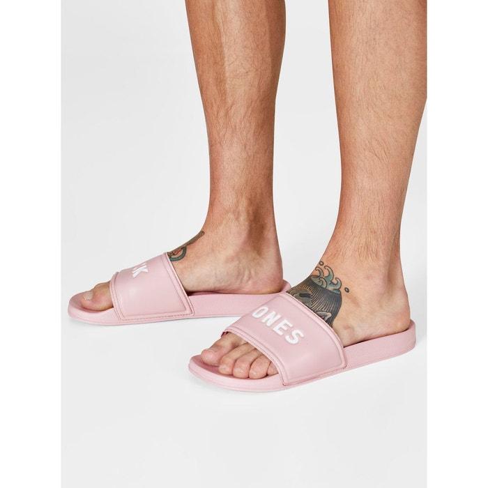 Sandales couleur tendance  silver pink Jack & Jones  La Redoute