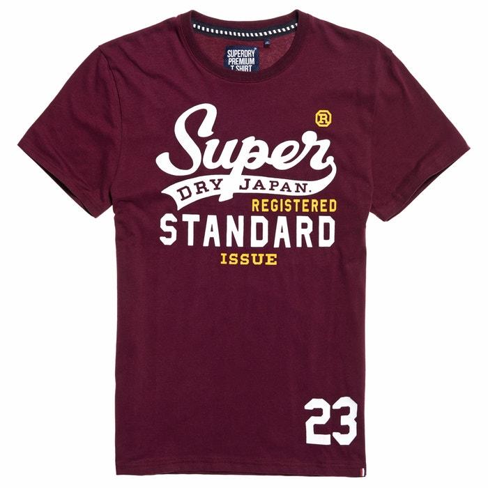 afbeelding T-shirt met ronde hals SUPERDRY