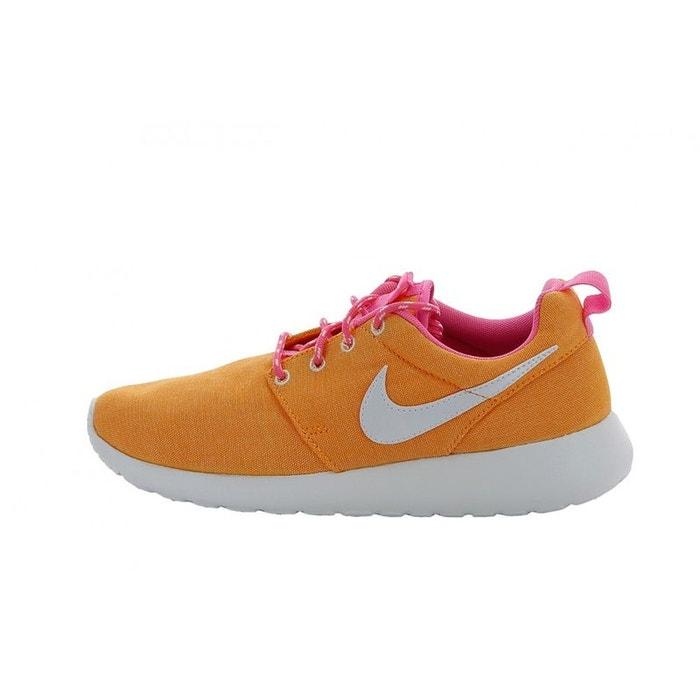 superior quality a12e6 9fd1d Basket nike roshe run (gs) - 599729-800 orange Nike  La Redo