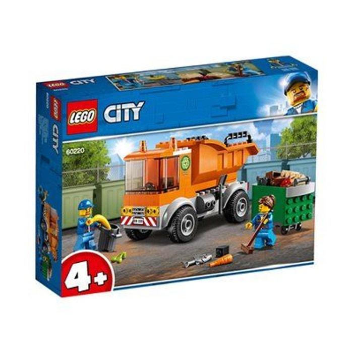 Construction Le 60220 Lego® Poubelle Camion rQCoWdxBe