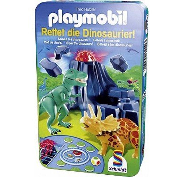 Playmobil sauvez les dinosaures couleur unique schmidt la redoute - La redoute playmobil ...