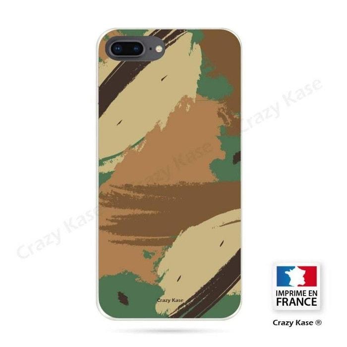 coque iphone 8 plus camouflage