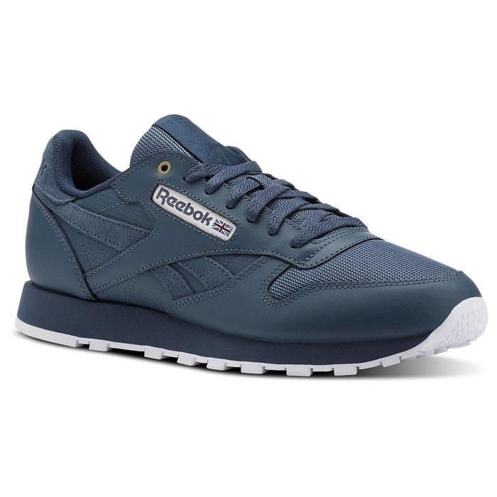 5854734805f Classic leather montana cans bleu Reebok Classics