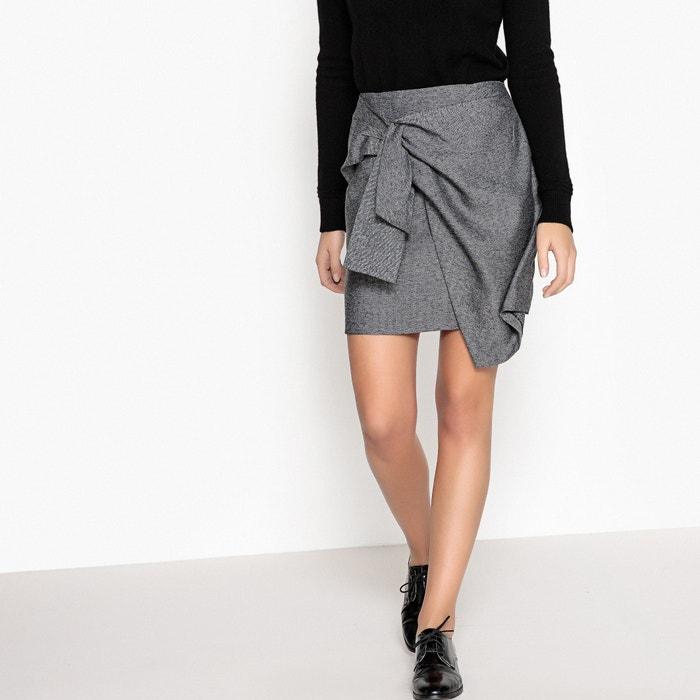 Short Crossover Skirt  MADEMOISELLE R image 0