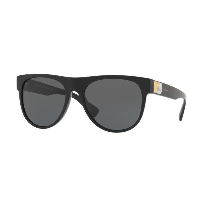dc057fbe878f6e La Sortie Peu Coûteux Vente En Gros Le Meilleur Lunettes de soleil ve4346  noir Versace