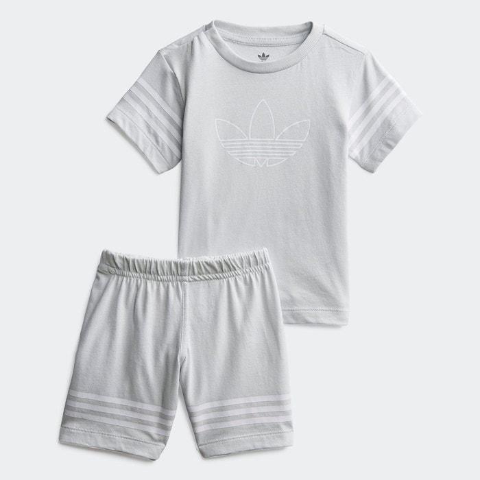 Ensemble Outline Shorts Tee