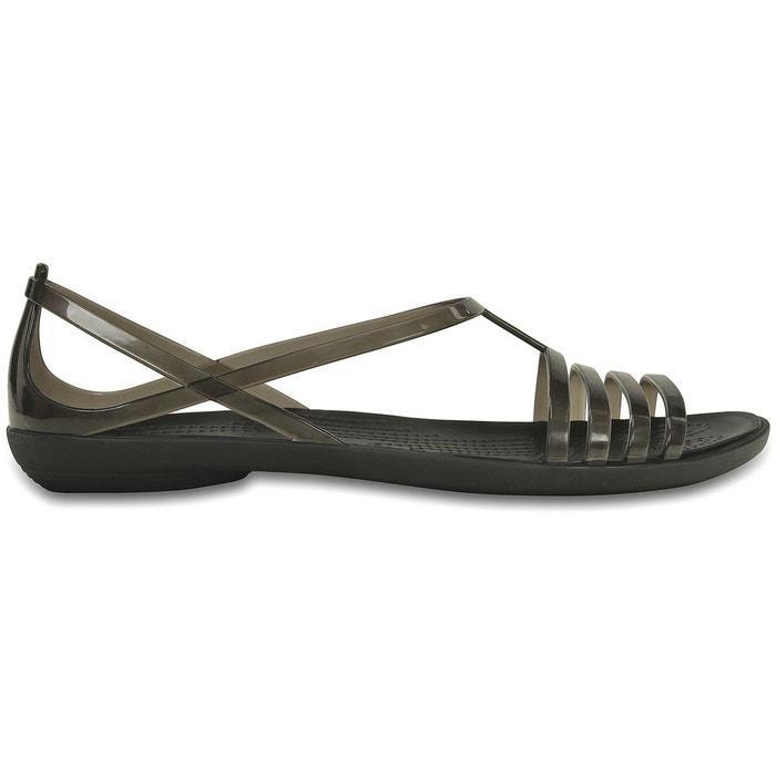 Sandales isabella noir Crocs