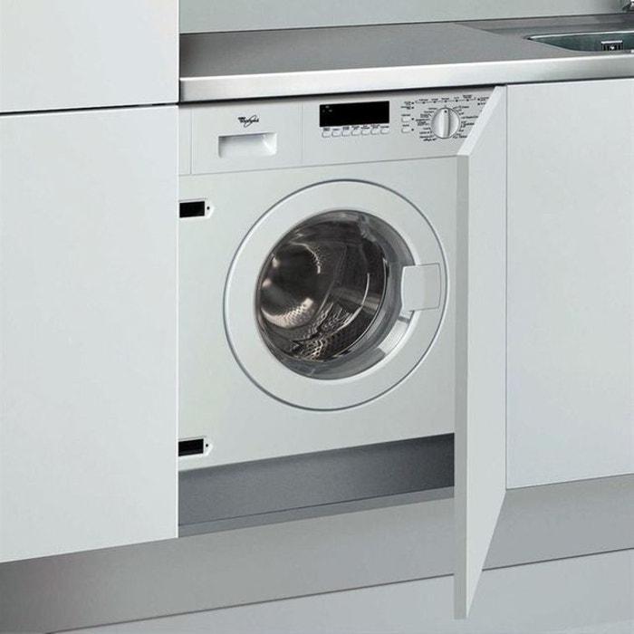 whirlpool lave linge tout int grable 6kg awod060 int gr whirlpool la redoute. Black Bedroom Furniture Sets. Home Design Ideas