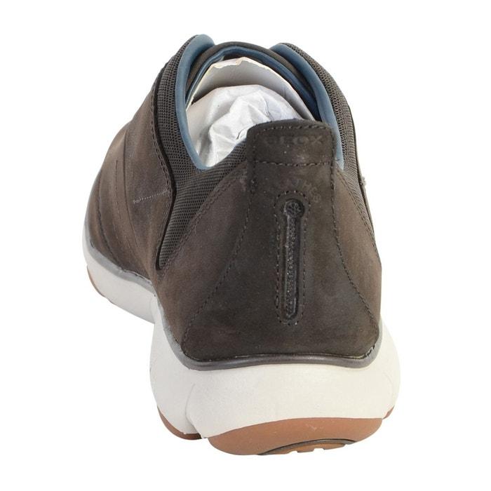Geox Nebula Nbk Brown Man Sneakers