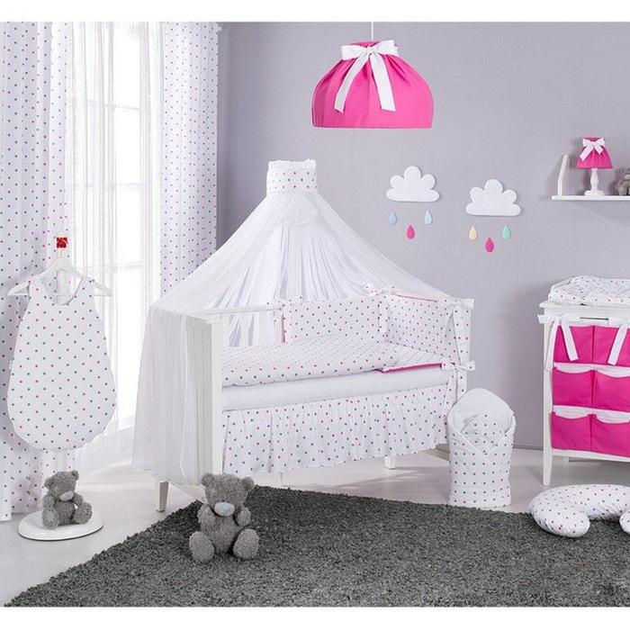 Rideaux pour chambre d\'enfant stars Sevira Kids | La Redoute