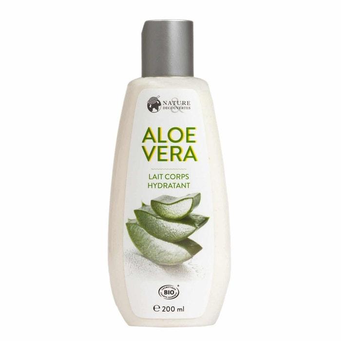 Lait corps hydratant l 39 aloe vera couleur unique nature - Terre pour aloe vera ...