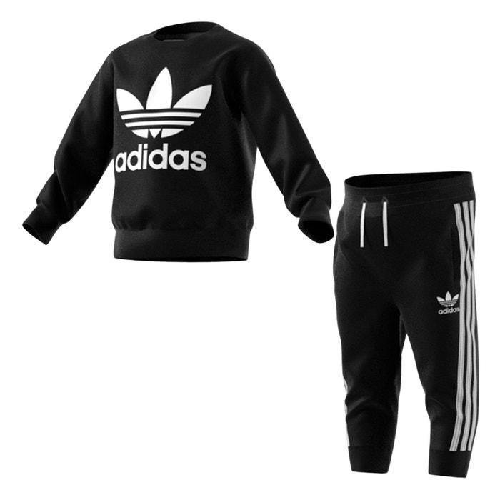 Survêtement 3 mois - 4 ans noir Adidas Originals