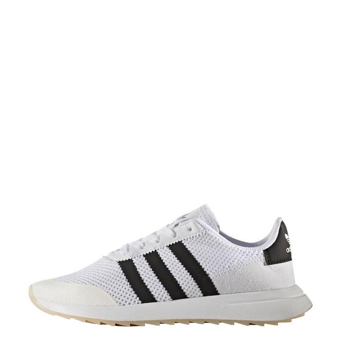 Basket flashback  blanc Adidas Originals  La Redoute