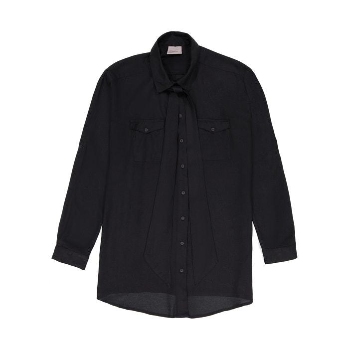 Camisa de cuello con chalina  VERO MODA image 0
