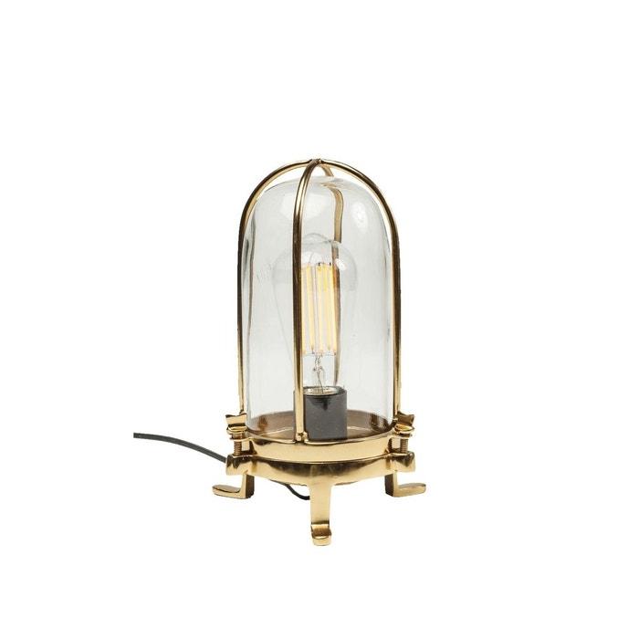 lampe de table cellar laiton kare design or kare design. Black Bedroom Furniture Sets. Home Design Ideas