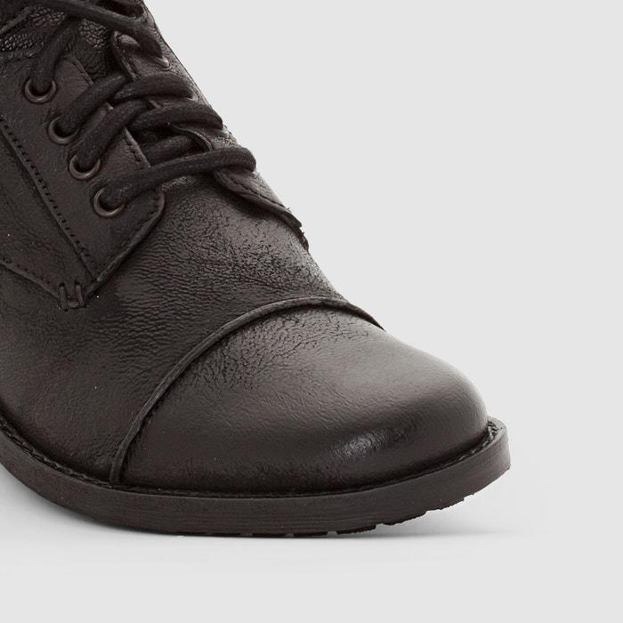 Image Boots en cuir à lacets LEVI'S