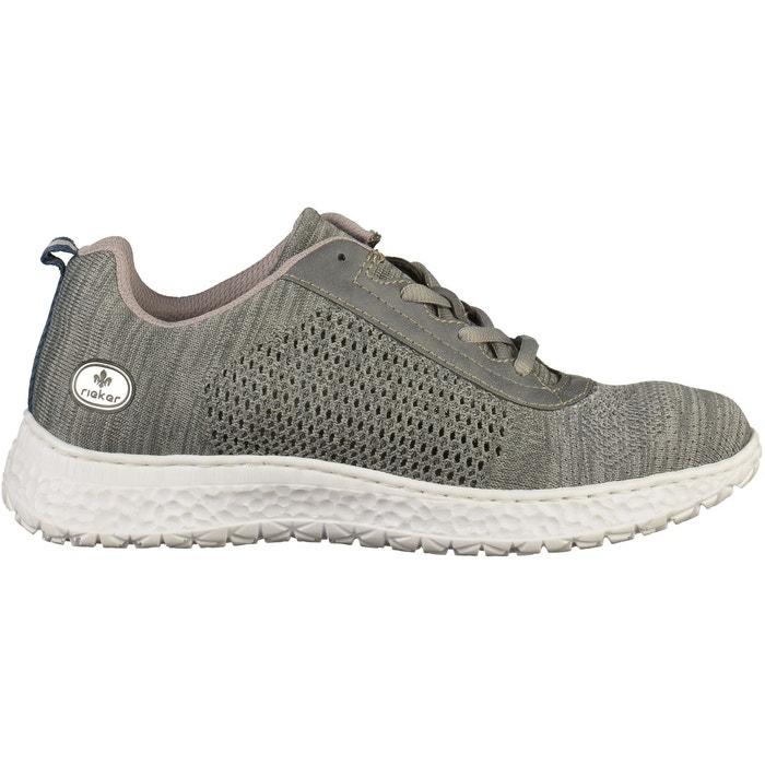 Sneaker gris Rieker