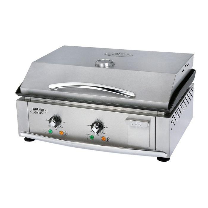 plancha pro pce 6000 inox roller grill | la redoute