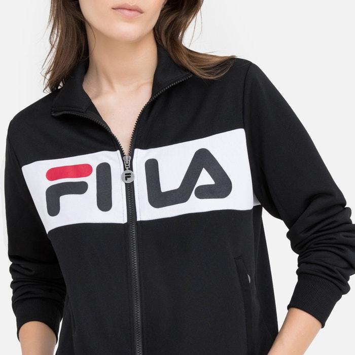 a8a773503 Bronde loose fit zip-up tracksuit jacket , black, Fila | La Redoute