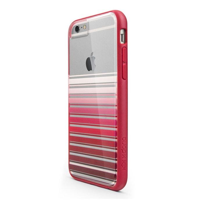 xdoria coque protection scene plus rose pour apple iphone 6 6s couleur unique xdoria la redoute. Black Bedroom Furniture Sets. Home Design Ideas