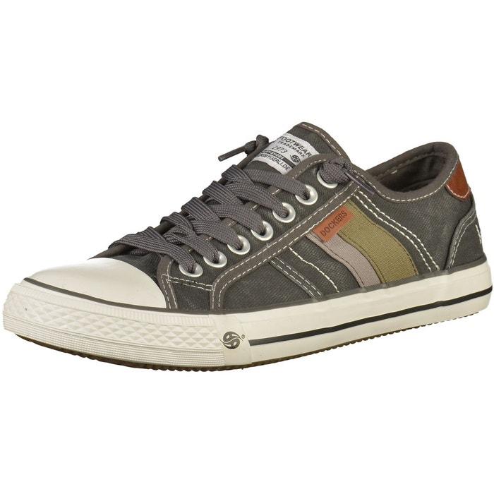 Sneaker gris Dockers By Gerli